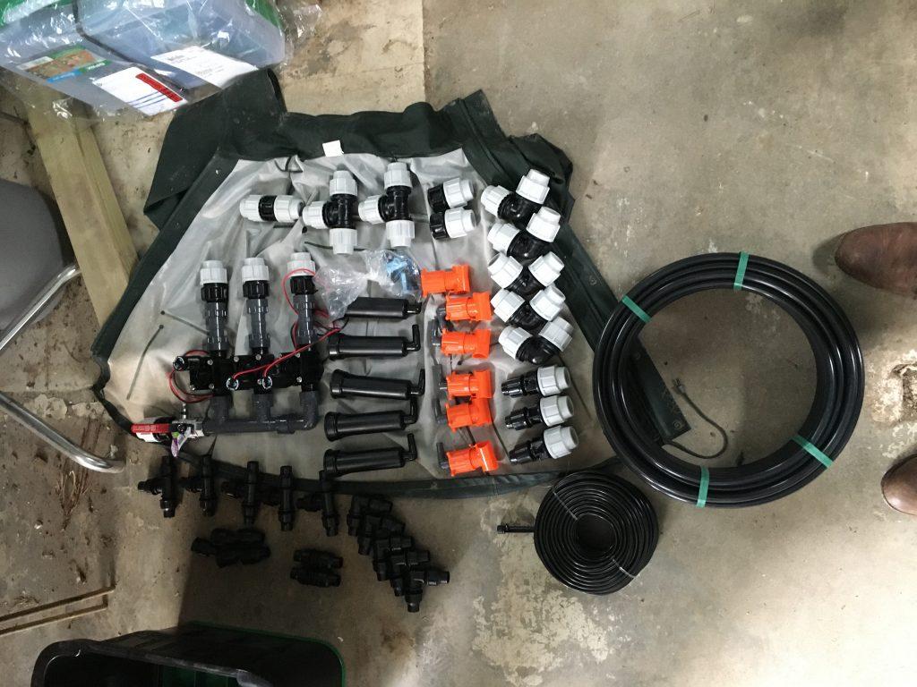 Arrosage automatique, Green hand co, entretien et création d'espace vert, elancourt, 78, yvelines, ile de france