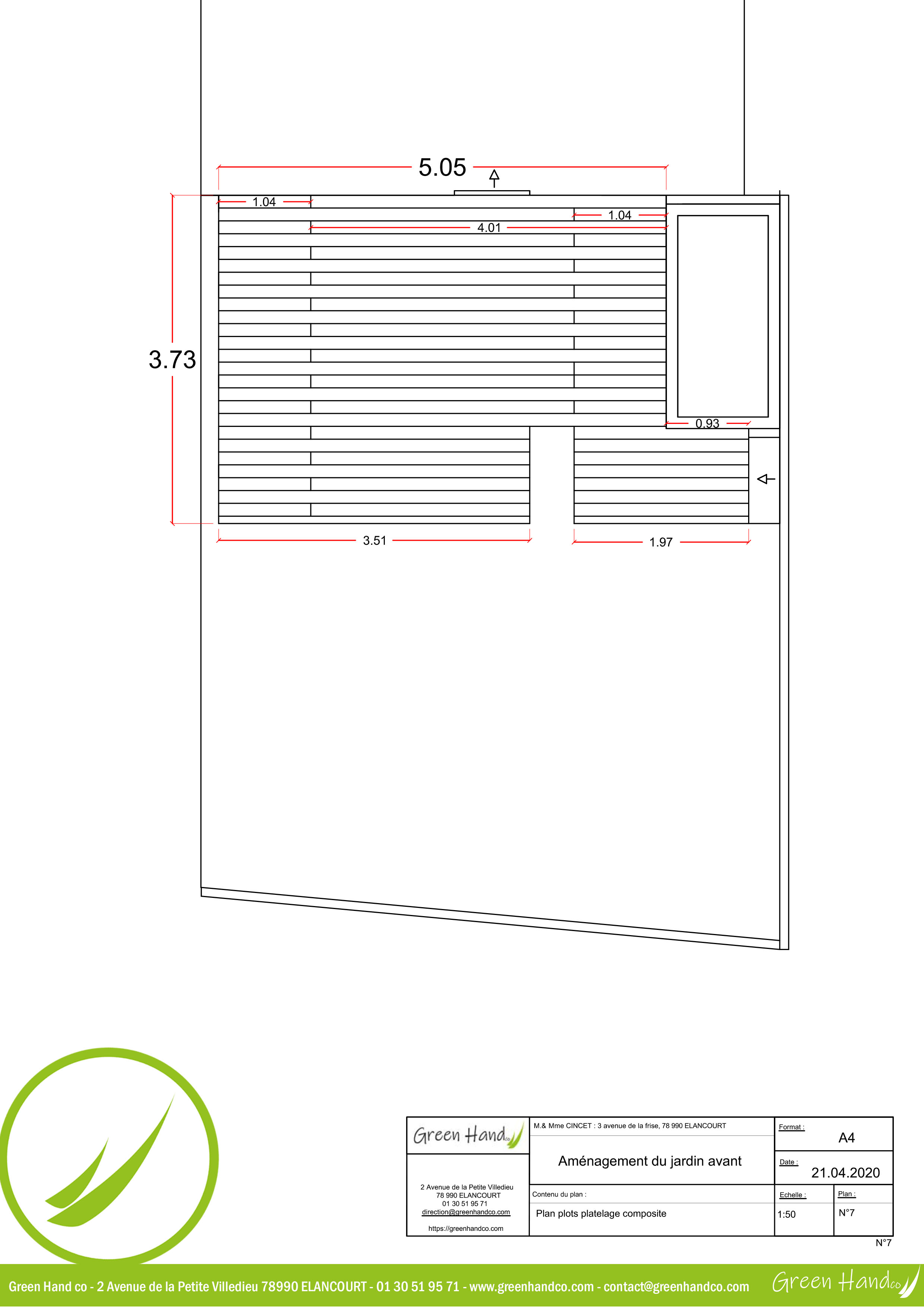 Terrasse bois, composite, Sur mesure, conception, création, ouvrage bois, Green Hand co,GHC, création espaces verts, entretien espaces verts, travaux de plantation, aménagement jardin, réaménagement jardin